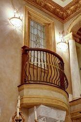 Balcony to Grand Salon