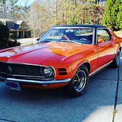 4.70 Mustang