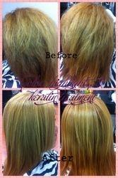 Highlights & Keratin Treatment