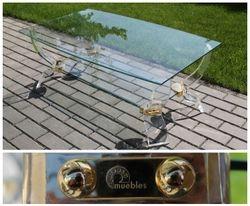 Ispaniskas Curvasa Muebles stalas. Kaina 132
