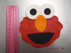 jumbo elmo cookies $5 each