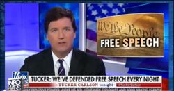 POWERFUL! Tucker Carlson Exposes CNN?s War On Free Speech 11-15-18