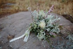 "Romantic ""Wildflower "" Style Bouquet"