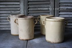 #27/229 ITALIAN CONFITE POTS ONLY 2 AVAILAB