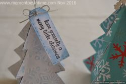 Hanging Tree Boxes Template