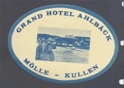 Grand Hotell Ahlbeck 1917