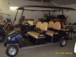 New 2010 Star Electric Vehicle Six seater