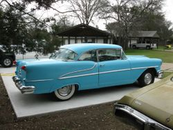 Price reduction: 55 Olds 2 dr. h/t