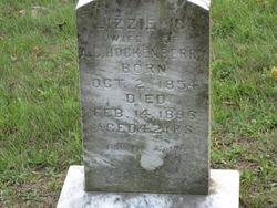Catherine Elizabeth (Richardson) Hockenberry (1854-1896)