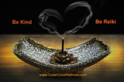 Be kind, be Reiki