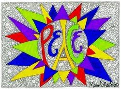 Circle inspirations - Peace