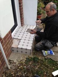 Doorstep Tiling