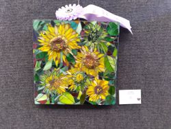 """Best of Show - Joyce Casey for """"Sunflowers"""""""
