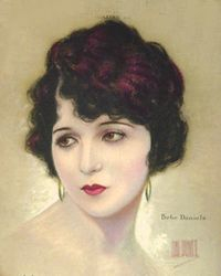 BEBE DANIELS 1923