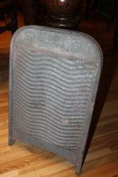 Antikvarine skardine skalbimo lenta. Kaina 13
