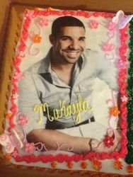Drake Edible image