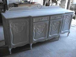 #12/370 Louis XV Sideboard SOLD