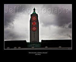 OXO Building, London, England