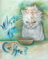 Where's My Coffee?!