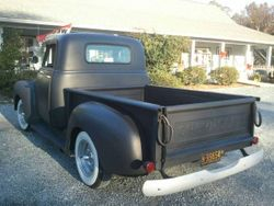 39.early 55 Chevy pickup