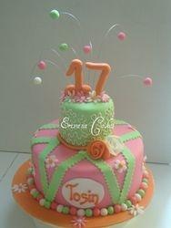 Sweet 17 Cake(SP035)