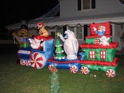 Rudolph's train
