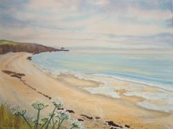 Towan Beach Cornwall