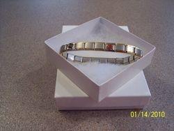 Italian Charm bracelet men or women