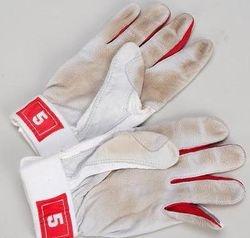 Albert Pujols 2008 Game-Worn, Signed Batting Gloves