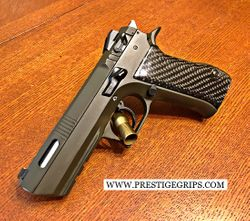 IWI JERICHO 941 SMOOTH BLACK CF
