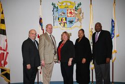 Laurel City Council 2012