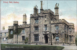 Priory Hall. c1912.