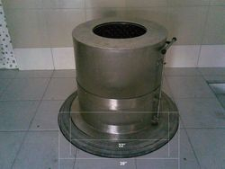 FLE Hydro Extractor Foundation and Suspension