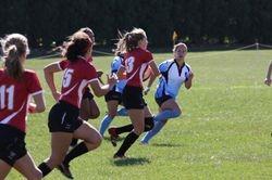 DSHA Girls High School rugby vs Fond du Lac
