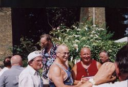 Joe D'Orazio, Bob Kirkwood, Mel Stuart