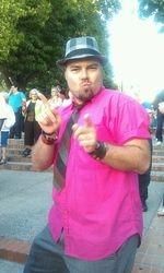 Fringe Flash Mob 2012