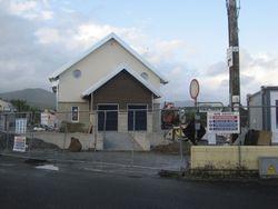 New lifeboat station house Castletownbere