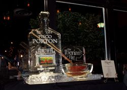 Pisco Porton Fountian