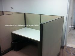 used office cubicle installation service in fairfax VA