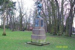 Suffolk Soldiers Memorial, Christchurch Park