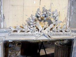 #14/046 Mirror Napoleon III detail