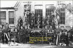 Rowley Regis. 1909.