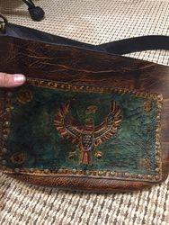 Egyptian bag inside #1