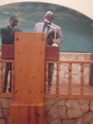 Pastor Ibale