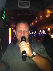 Mike D singing some smooth Sinatra at 502 Bar Lounge Social Saturday Night Karaoke!