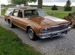 11.78 Chevy Caprice Wagon