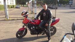 Pirmais motocikls