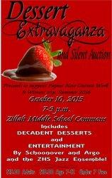 Dessert Extravaganza and Silent Auction