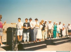 At the Fort in Kingston 1992