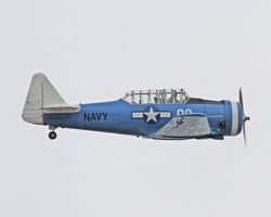 Vintage Fly Past